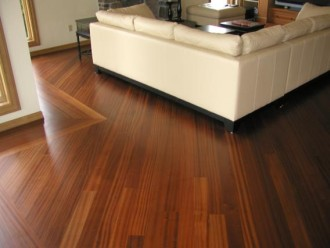 Hickory Pecan Flooring