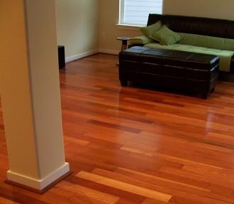 Kempas Wood Flooring